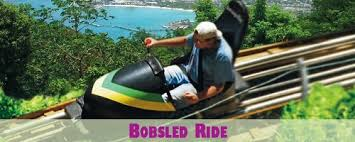 Mystic Mountain Bob sled