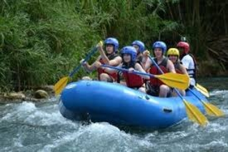 River Rafting Jamaica