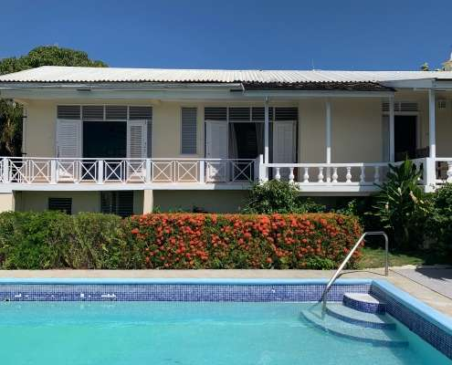 Green Castle Cottage, one of the best hotels in Jamaica