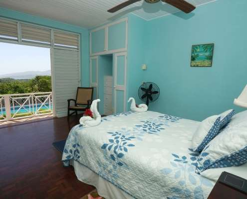 Potoo Superior Cottage rooms at Green castle eco Hotel Jamaica