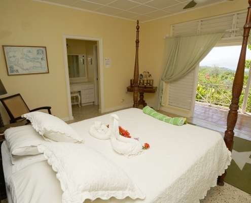 Luxury vacations - Green Castle hotel superior rooms