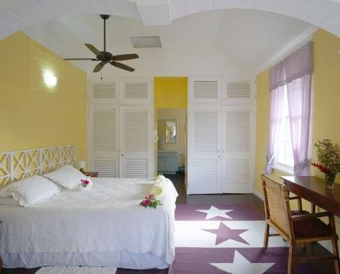 double cottage room jamiaca vacations at Green Castle Estate