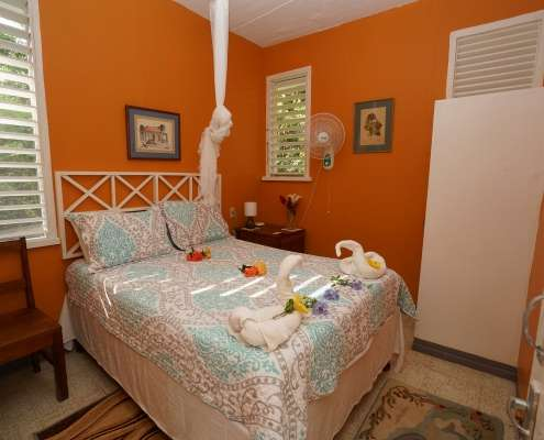 Vacation apartment for holidays in Jamaica part of Green Castle rustic cottage rooms
