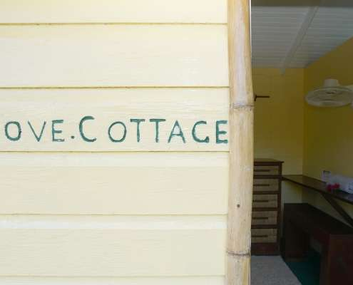 Dove Cottage - rustic cottage rooms in Green Castle Jamaica