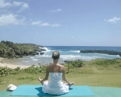 Green Castle Wellness retreat Jamaica for individual and group vacations