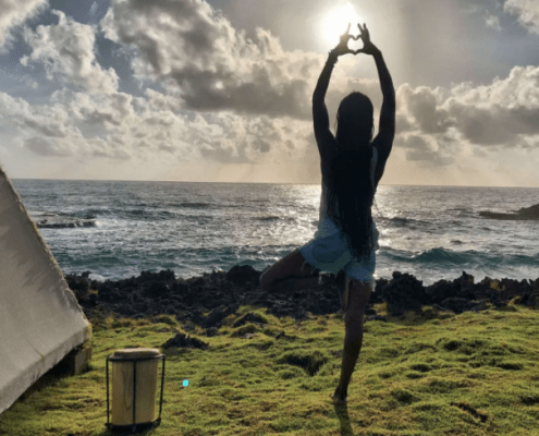Green Castle Wellness retreat Jamaica for yoga and group vacations