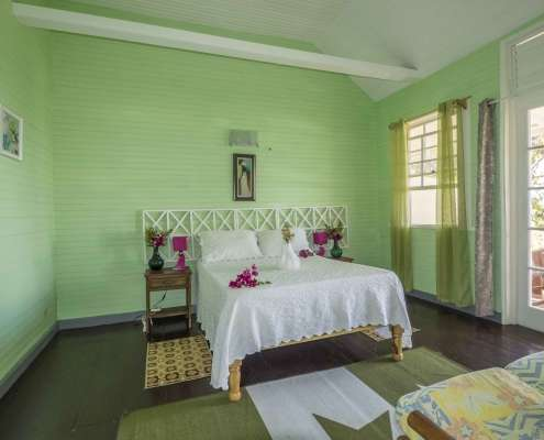 double ensuite vervain period cottage rooms in Jamaica
