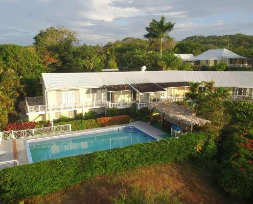 Green Castle Villa, one of the best boutique eco hotels in Jamaica