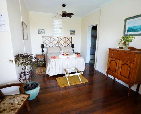 Vacation superior rooms in Jamaica with balcony
