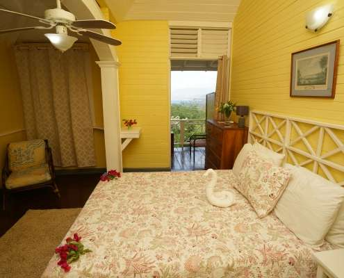 Period Cottage Rooms in Jamaica at Green Castle Hotel