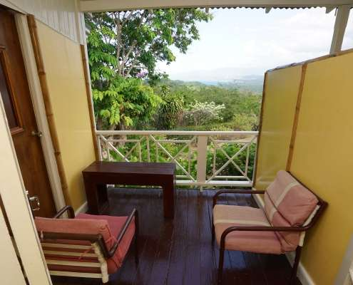 Jamaica vacation period cottage rooms