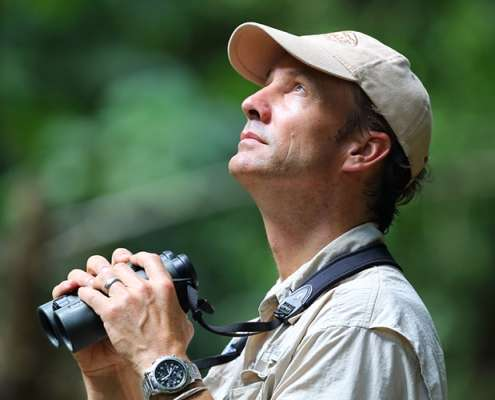 Jonathan Roussouw birding world record